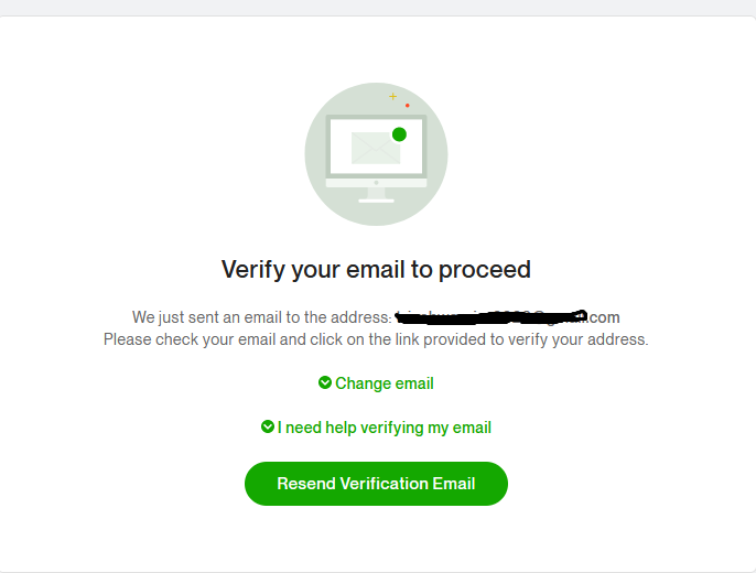 Validate your Email in Upwork