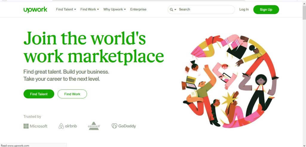How to create an Upwork account that gets approved
